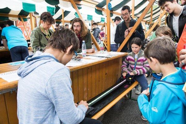 Mini Maker Faire sejem - 4