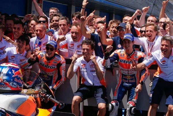 VN Španije Jerez MotoGP - 4
