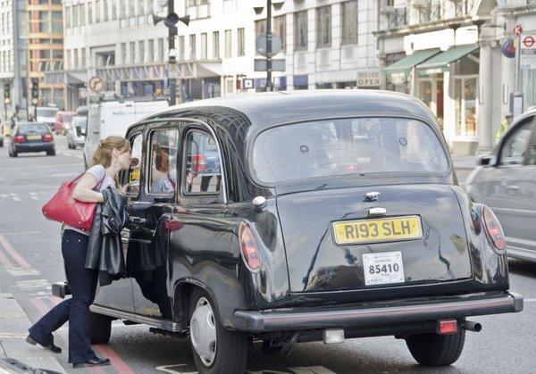 Londonski taksi
