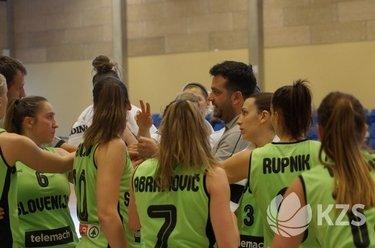 Košarka ženska reprezentanca Rupnik Abramović