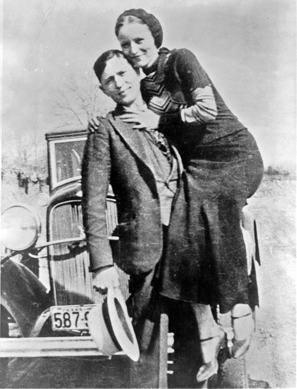 Bonnie in Clyde