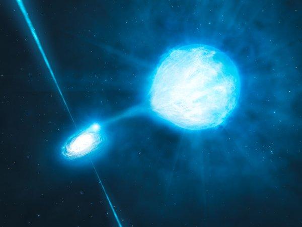 Ekstremne črne luknje: pošasti vesolja - 5