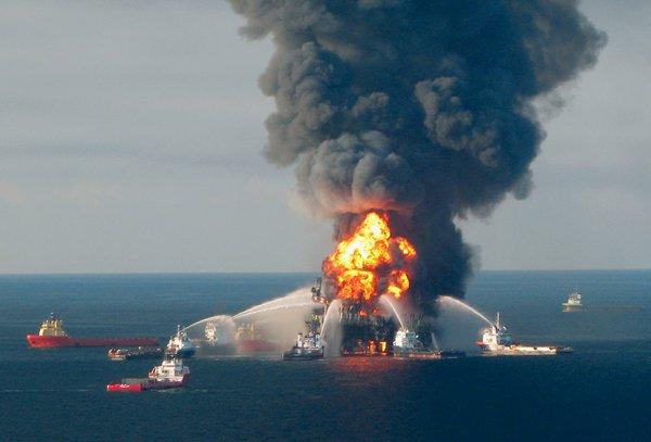 Naftna ploščad