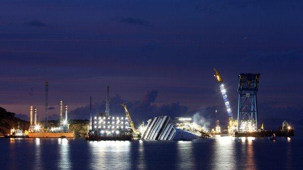 Costa Concordia - 3