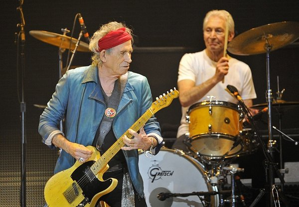 The Rolling Stones - O2 Arena, London - 9