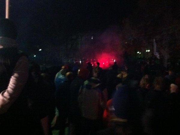 Werner - Mariborska vstaja, protesti