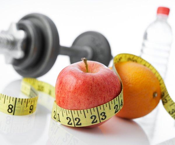 telovadba ali dieta
