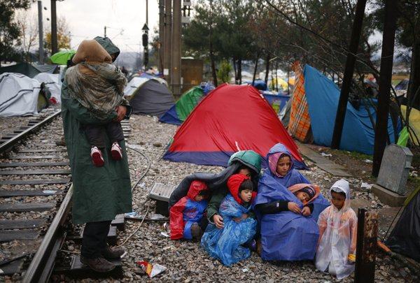 Ujeti pred makedonsko mejo