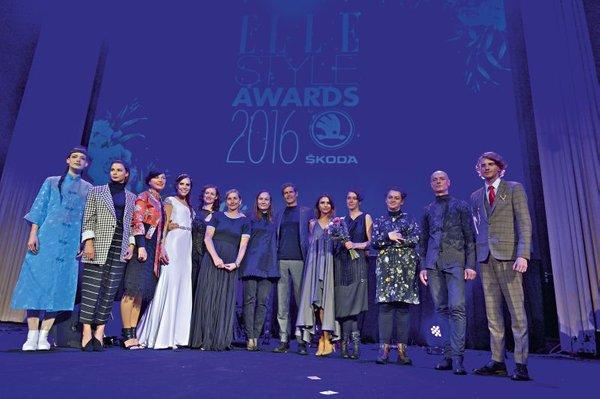 Dobitniki Elle Style Awards 2016 by Škoda