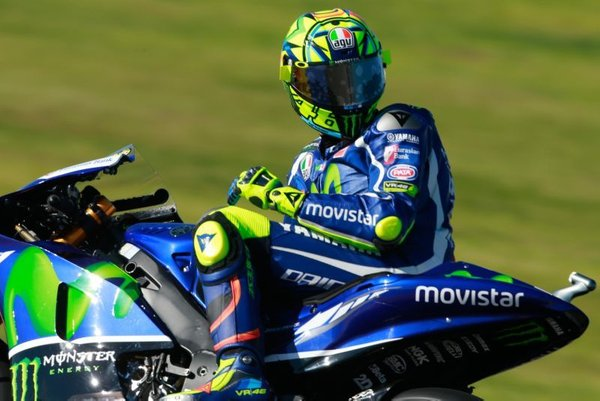 MotoGP testiranja drugi dan Yamaha - 1