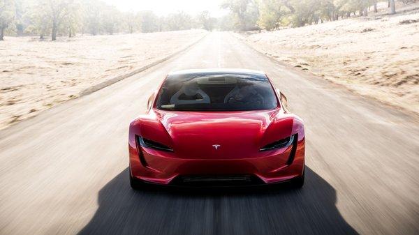 Tesla Roadster - 4