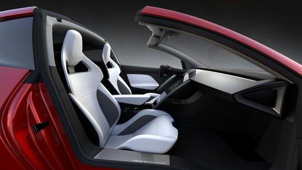 Tesla Roadster - 3