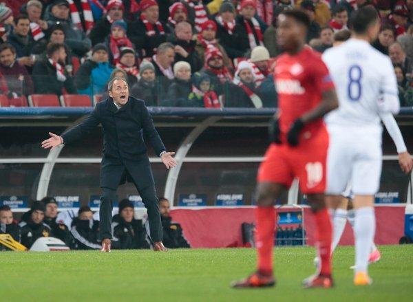 Spartak Moskva - Maribor 5. krog Lige prvakov - 3