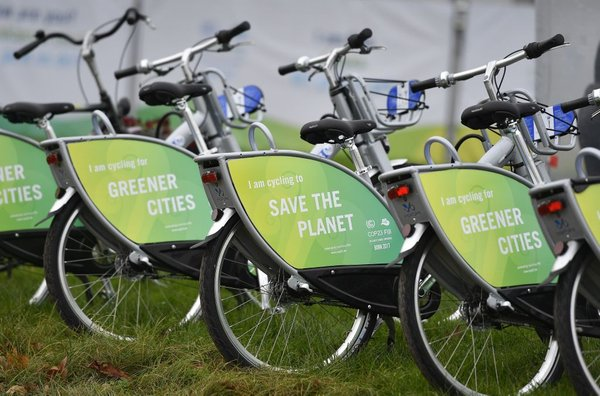 Zelena kolesa