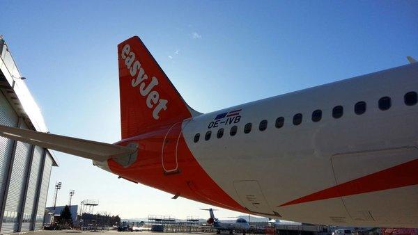 Preregistriranje easyJetovih letal - 3
