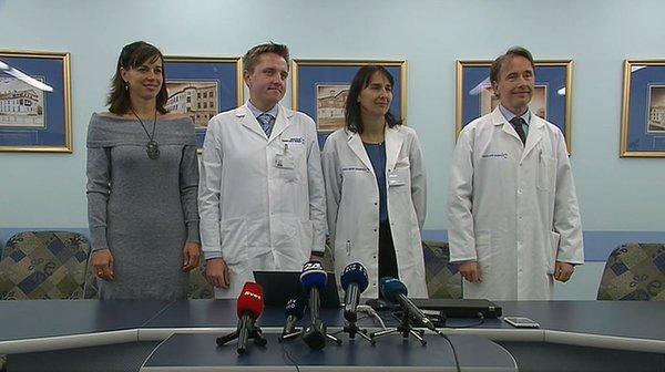 Raziskovalci Kliničnega inštituta za medicinsko genetiko
