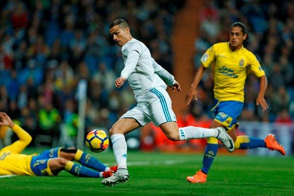 Cristiano Ronaldo vs Las Palmas