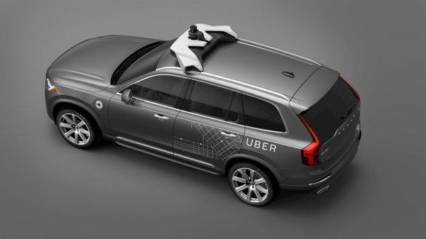 Volvo&Uber