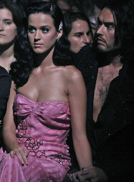 Katy Perry in Russell Brand