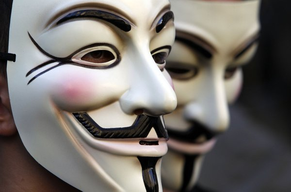 Anonymous napovedal vojno otroki pornografiji