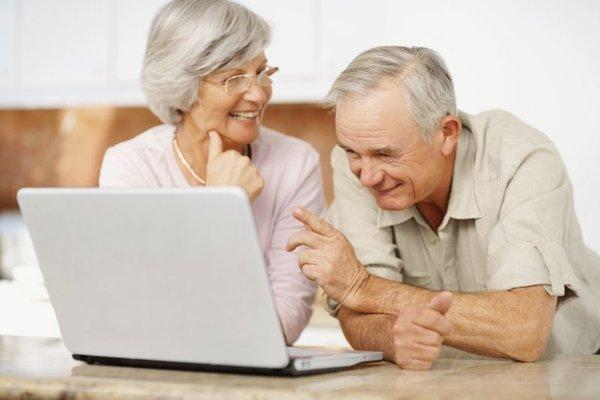 Učenje starejših