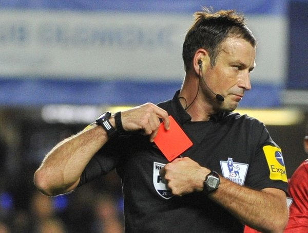 Mark Clattenburg - 2