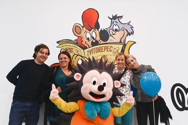Pregledna razstava Mikija Mustra v MSUM - 2
