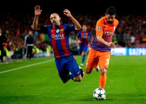 Barcelona Manchester City - 6