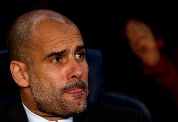 Barcelona Manchester City - 5
