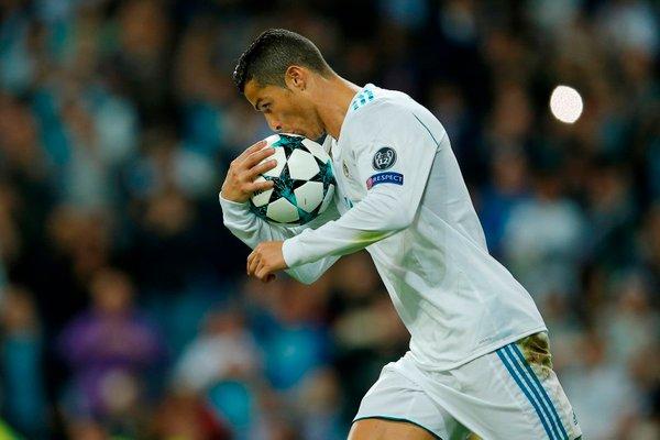 Ronaldo vs. Tottenham