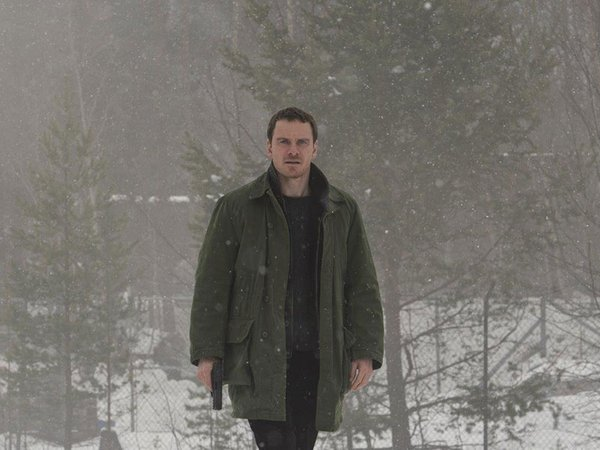 Snežak - napoved filma