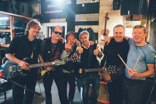 Pankrti in Glen Matlock (Sex Pistols) na vaji - 13