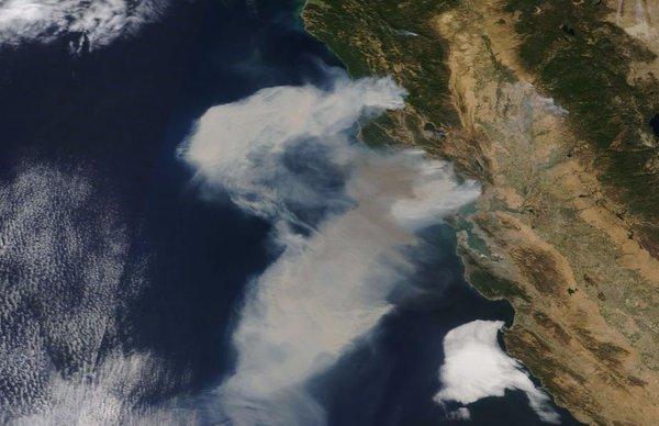 Požari v Kaliforniji