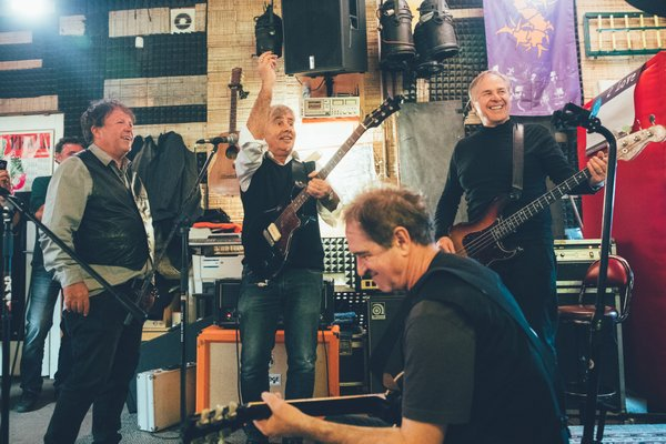 Pankrti in Glen Matlock (Sex Pistols) na vaji - 10