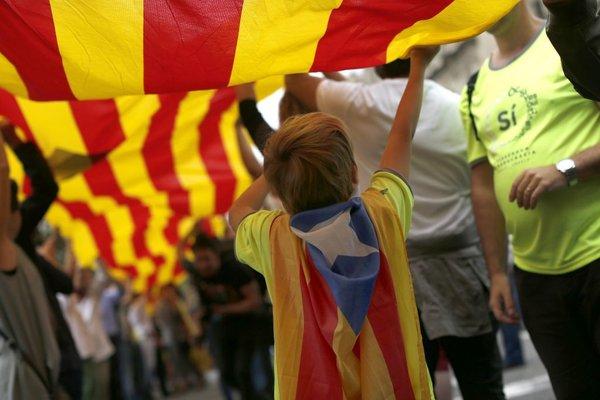 Protesti v Kataloniji - 4