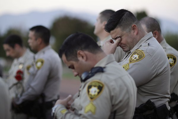 Po napadu v Las Vegasu