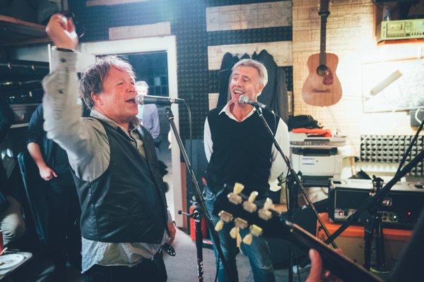 Pankrti in Glen Matlock (Sex Pistols) na vaji - 20