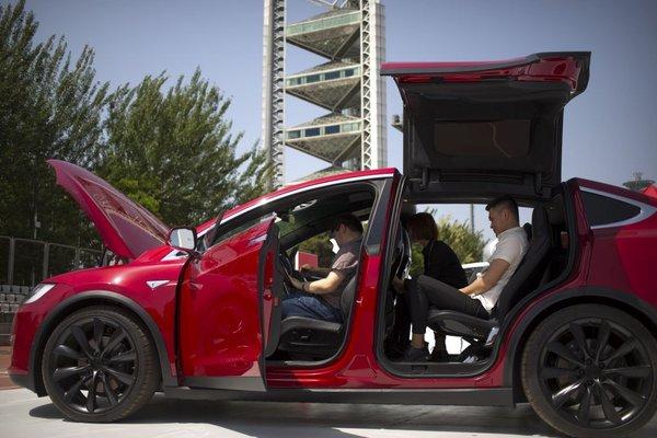 Tesla - Model x