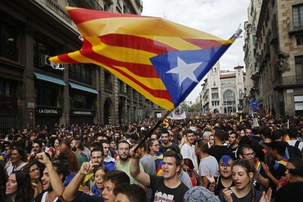Protesti v Kataloniji - 3
