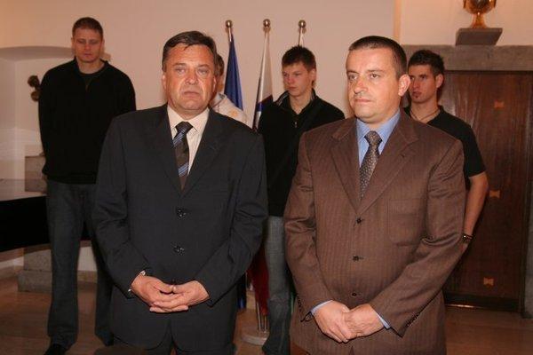 Zoran Janković in Joc Pečečnik