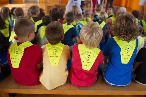 FOTOGALERIJA: Prvi šolski dan - 13