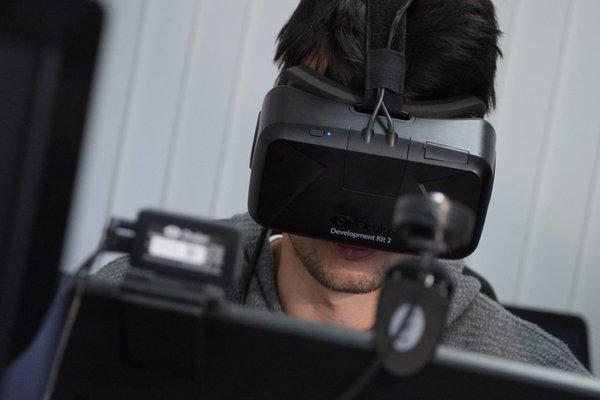 Virtualna resničnost: simulator vožnje - 5