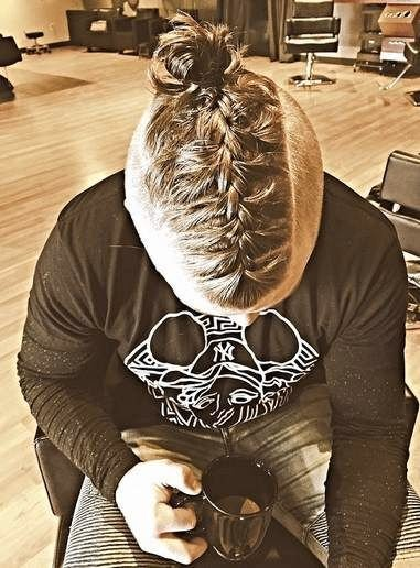 Top Knot Man Bun: 40 Best Top Knot Hairstyles - How to Style