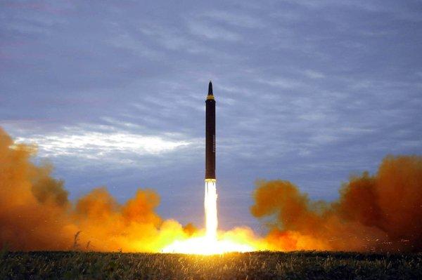 Izstrelitev rakete