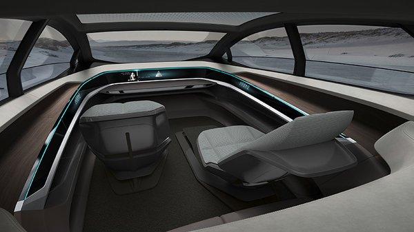 Audi aicon - 2