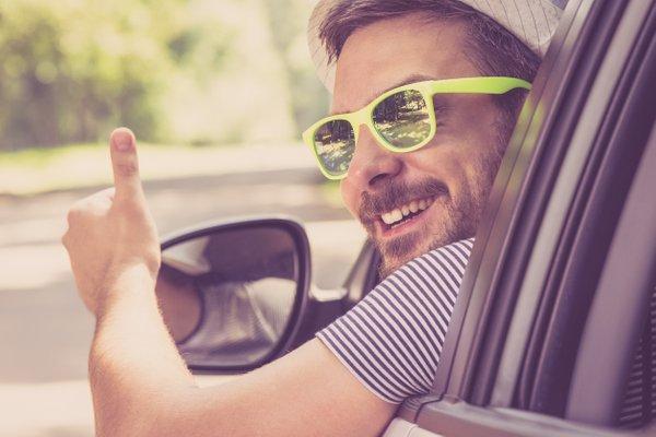 užitek v vožnji