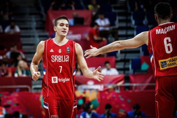 Srbija košarka Bogdanović Bogdan