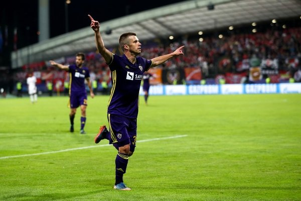 Maribor - Spartak Moskva - 15