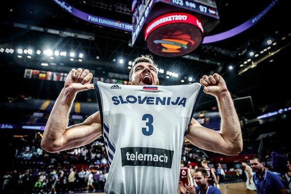 Slovenija Latvija EP 2017 - 3