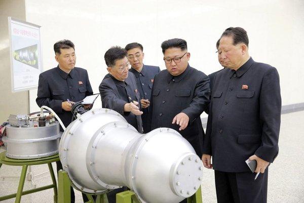 Jedrski poskus Severne Koreje - 1